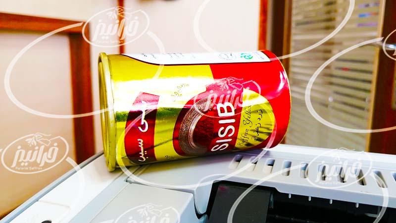 فروش رنگ زعفران سی سیب 100% طبیعی
