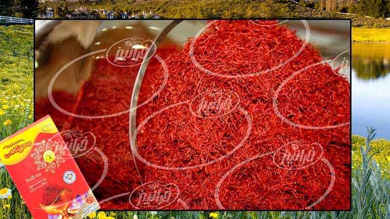 فروش عصاره زعفران مهنام با بهترین کیفیت