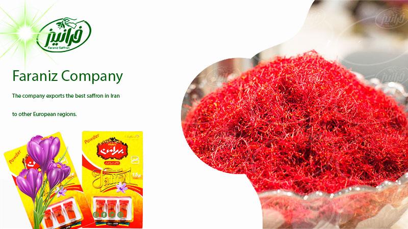 قیمت پودر زعفران سحرخیز بسته بندی