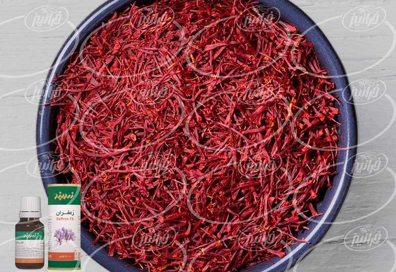 قیمت قطره زعفران ایرانی در کشورهای همسایه