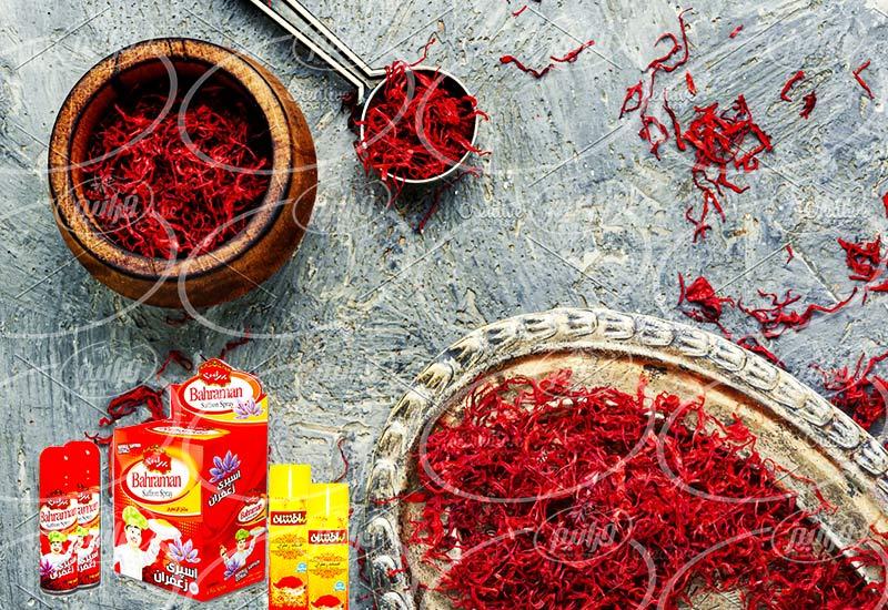 قیمت افشانه زعفران تحویل درب کارخانه