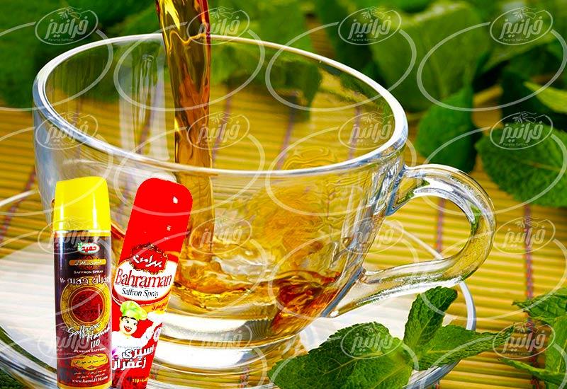 خرید اینترنتی اسپری زعفران با قیمت مناسب