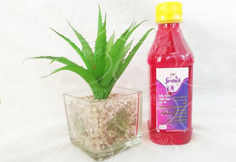 تولید زعفران مایع سوینچ معمولی و مخصوص