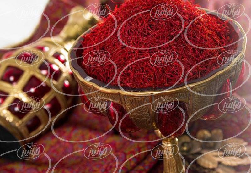 قیمت شربت زعفران در سراسر کشور