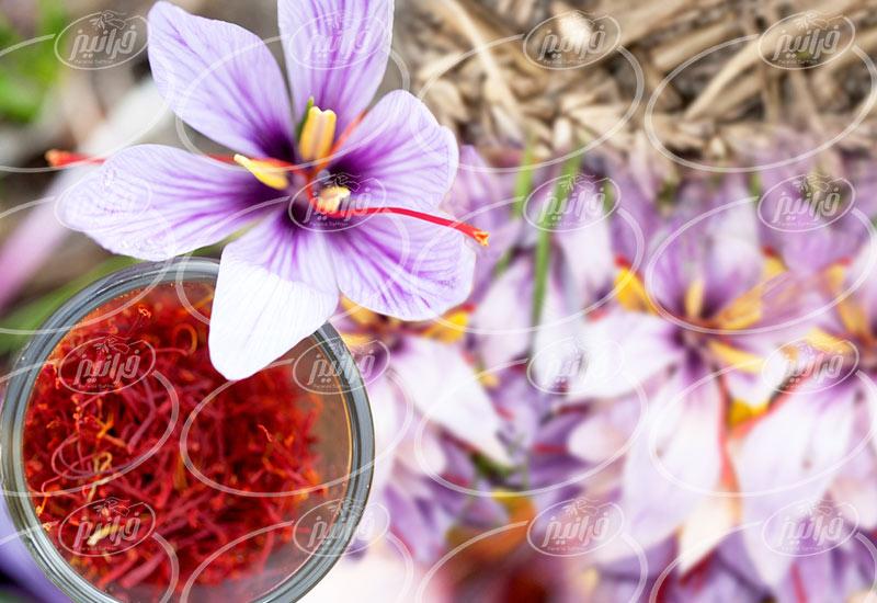 حاشیه سود میلیونی پخش عصاره زعفران مایع