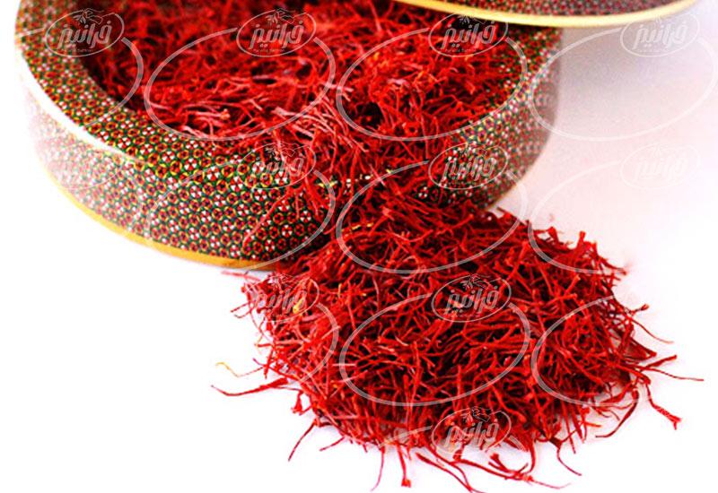 پخش زعفران عمده گناباد با قیمت عالی