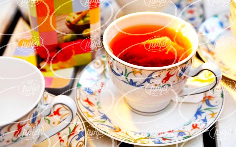 سایت مرکزی خرید چای زعفران صادراتی