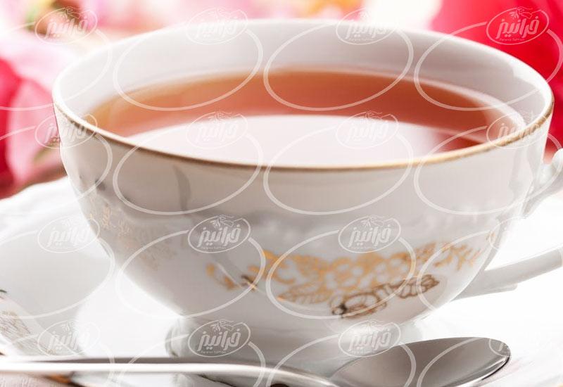 فروشگاه مرکزی چای سیاه زعفران درجه یک