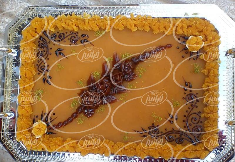 تولید قطره افشره زعفران درجه یک صادراتی