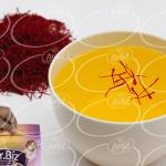 محصولات بی نظیر دمنوش زعفرانی بیز
