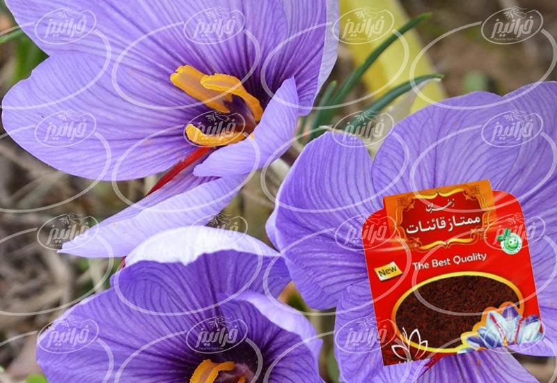 پخش زعفران قائنات در سراسر کشور