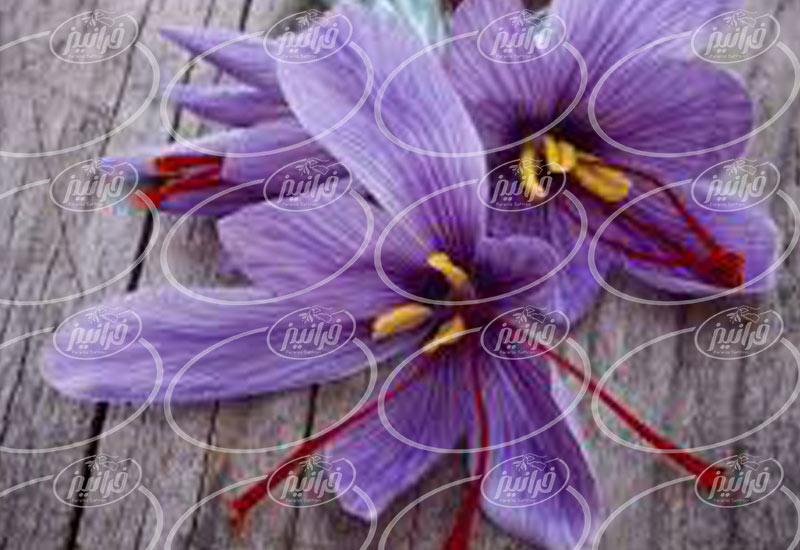 شرکت تولیدی رنگ زعفران پودر خوراکی