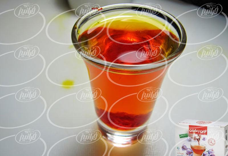 دریافت سریع نوشیدنی زعفران نوین مرغوب