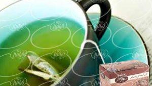 معتبرترین مرکز چای سبز زعفرانی سحرخیز