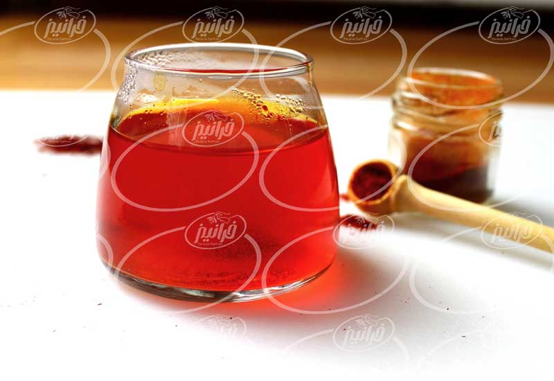 اسانس زعفران مایع برای سوغاتی