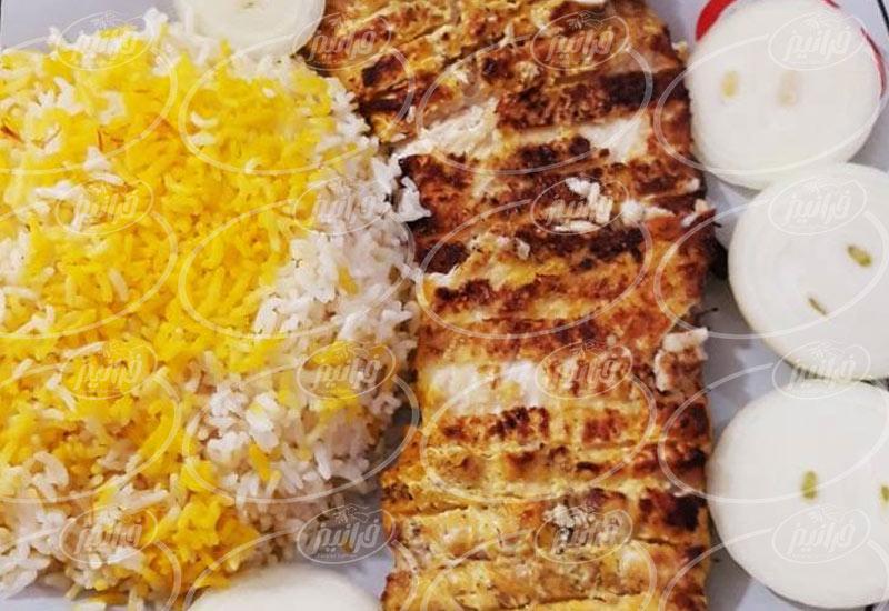 صادرات پودر زعفران فوری از ایران