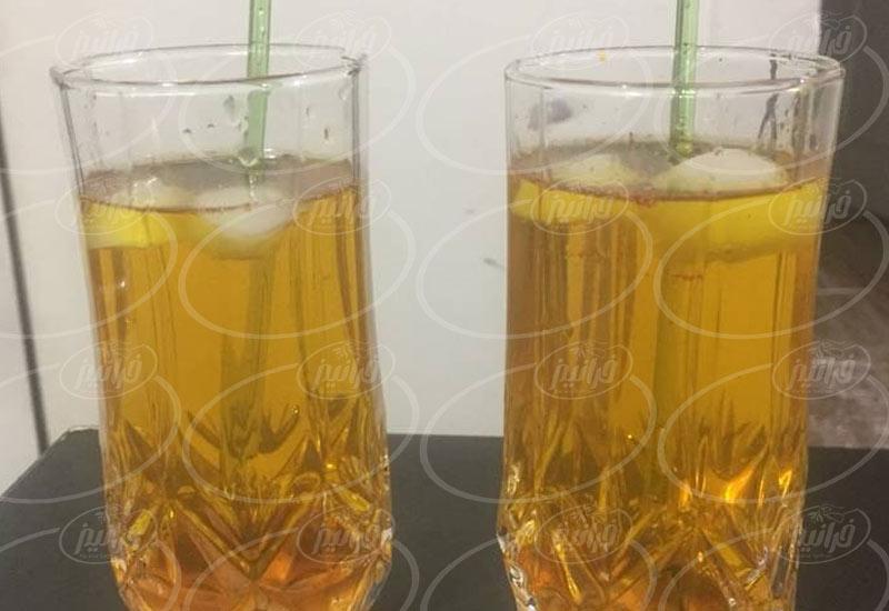 کارخانه اصلی نوشیدنی زعفرانی در مشهد