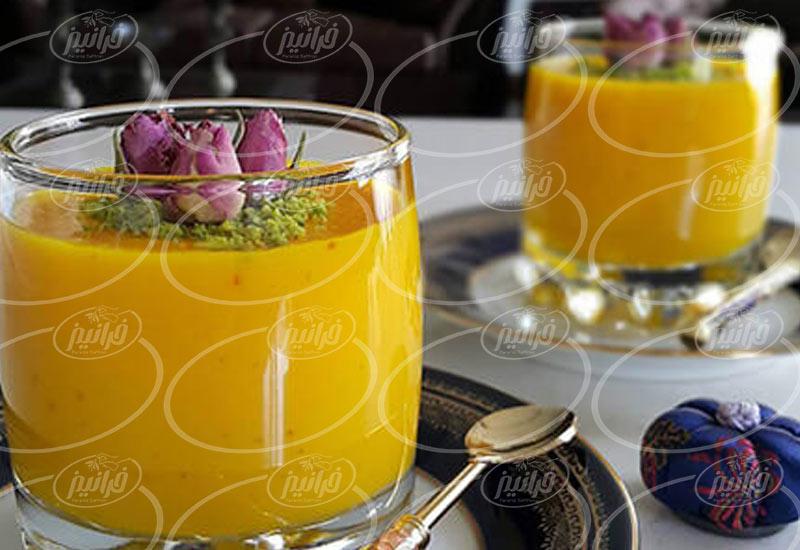 خرید قطره زعفران ایران همراه با مشخصات محصول