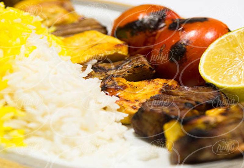 خریداری میزان عمده زعفران پودر شده