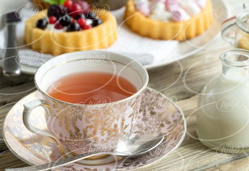 نمایندگی فروش کارتنی چای زعفران ادمان