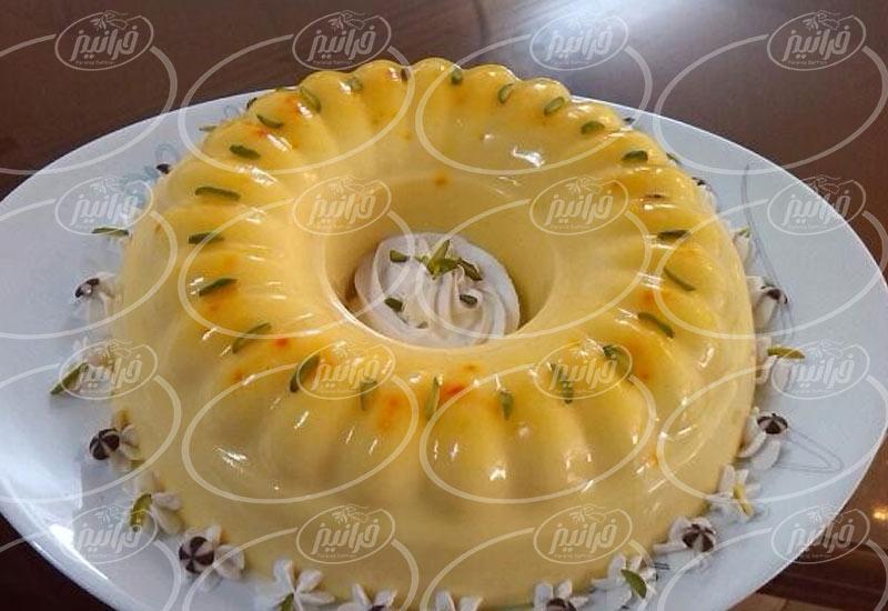 برند معروف پودر عصاره زعفران ۶۴ تایی