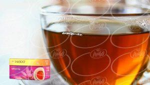 ارسال چای زعفرانی تکسو به کشور چین