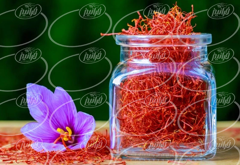فروش پودر زعفران زرین ۲۵ گرمی