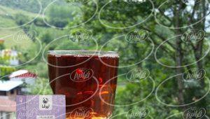 خریداری مستقیم چای زعفران نیوشا