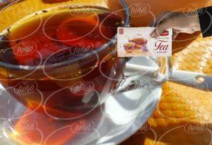 شرکت در صادرات گسترده چای زعفران مصطفوی